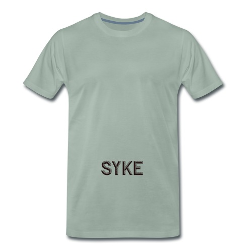 Simply Syke - Men's Premium T-Shirt