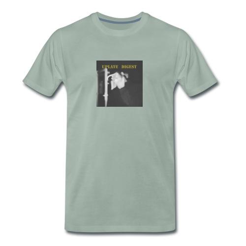 Uplate Digest Merchandise - Men's Premium T-Shirt