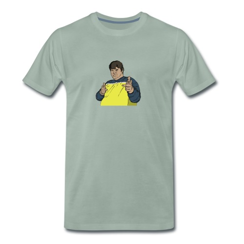 Guy - Männer Premium T-Shirt