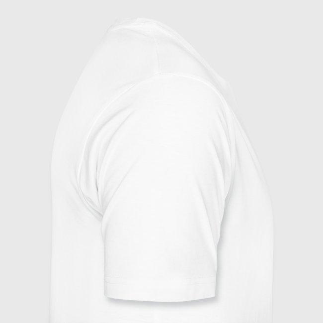 T-shirt FUQU logo colore bianco