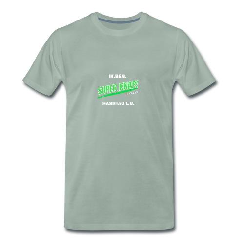 Ik ben knap - Mannen Premium T-shirt