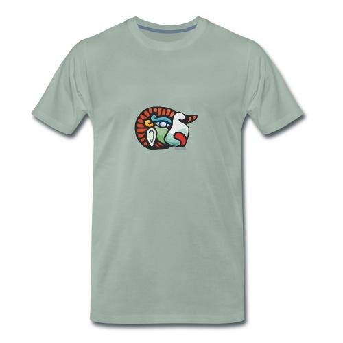 Aztec Volture - Men's Premium T-Shirt