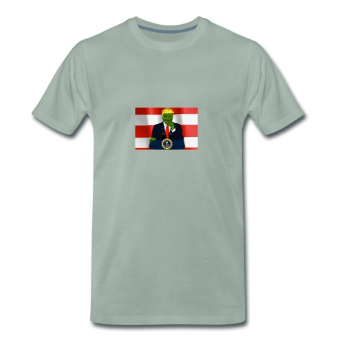 Pepe Trump - Men's Premium T-Shirt