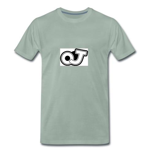 OJ_logo - Mannen Premium T-shirt