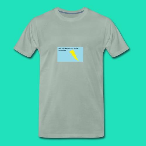 Koszulka Dla Dzieci PiorunoCraft - Koszulka męska Premium