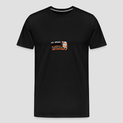 Robot Antioxidante - Camiseta premium hombre