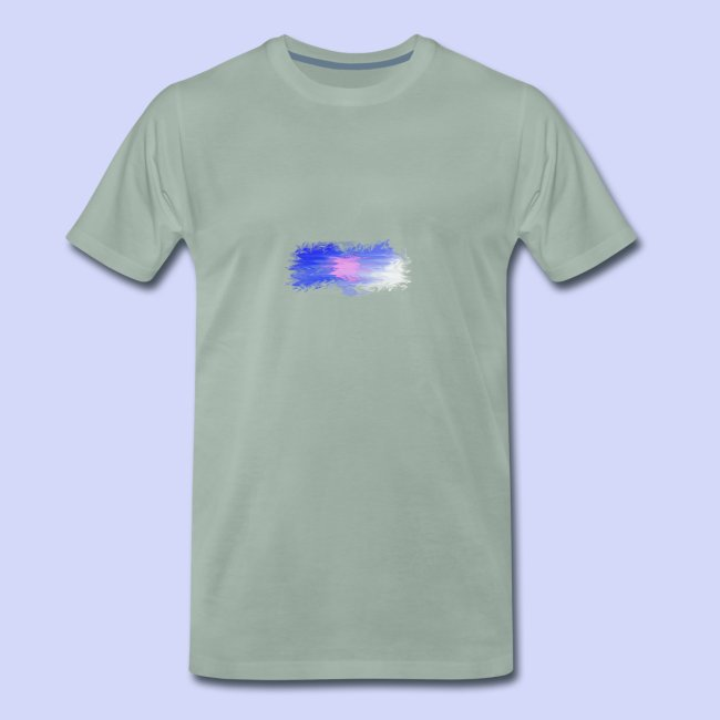 Blue lights - Female shirt