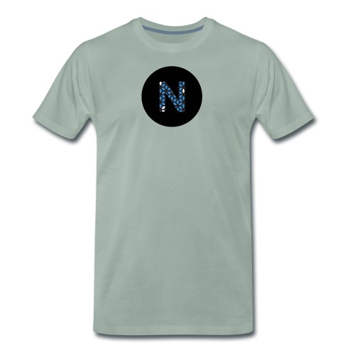 Nordicgaming - Herre premium T-shirt
