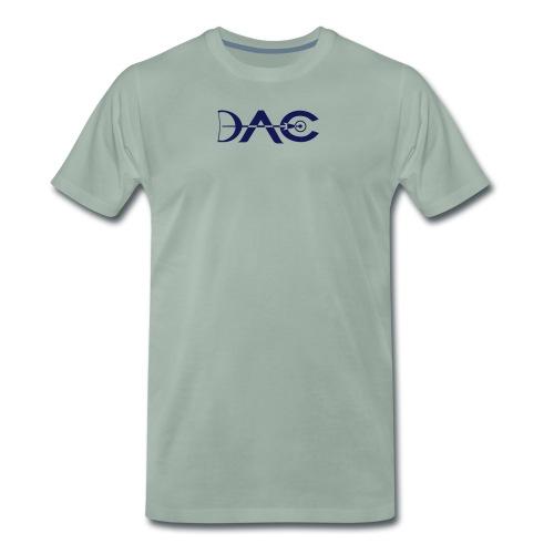 Logo DAC simplifie petit 1 coul - T-shirt Premium Homme