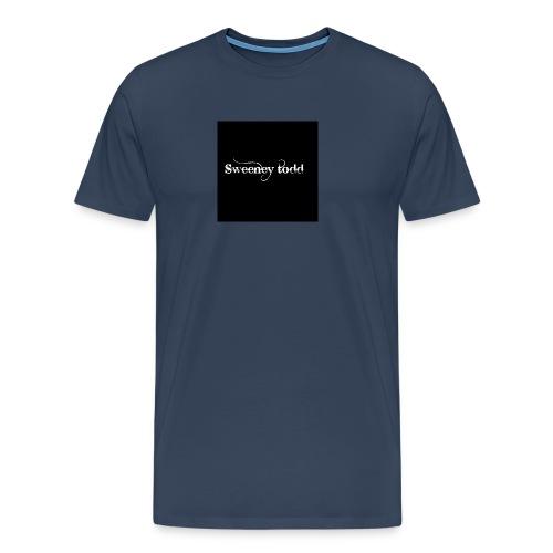 Sweney todd - Herre premium T-shirt
