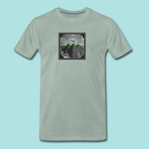 Invaders_sized4t-shirt - Men's Premium T-Shirt