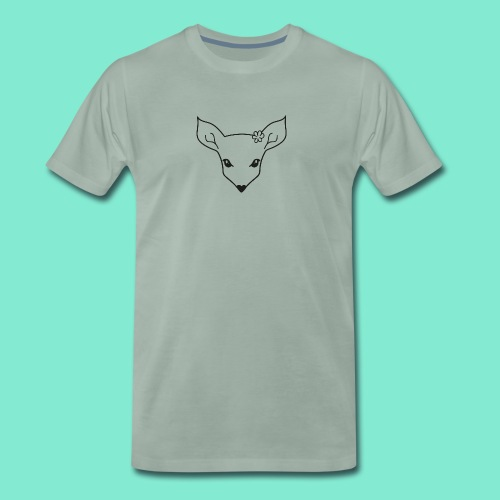 little fawn t-shirt - Maglietta Premium da uomo