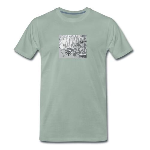 fiori_6-png - Maglietta Premium da uomo