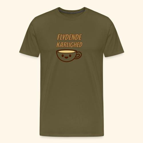 Flydende kærlighed - Herre premium T-shirt