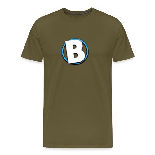 Bumble Logo - Men's Premium T-Shirt