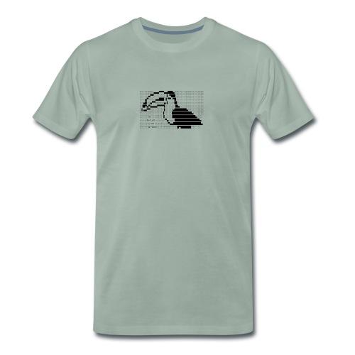 le toucan has arrived - Maglietta Premium da uomo