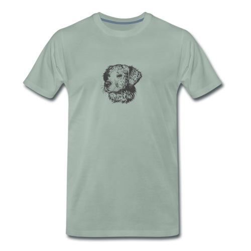 Rufus - Men's Premium T-Shirt