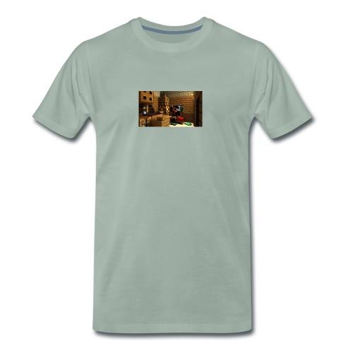 TRadeOfNorway T-Skjorte - Premium T-skjorte for menn