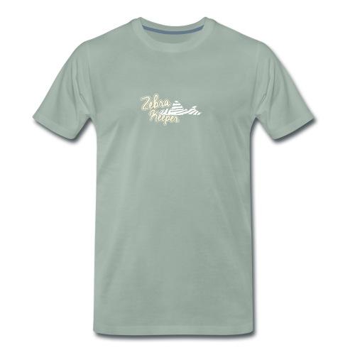 Zebra Keeper - T-shirt Premium Homme