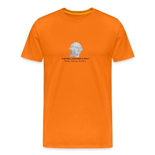 Il nostro logo - Maglietta Premium da uomo