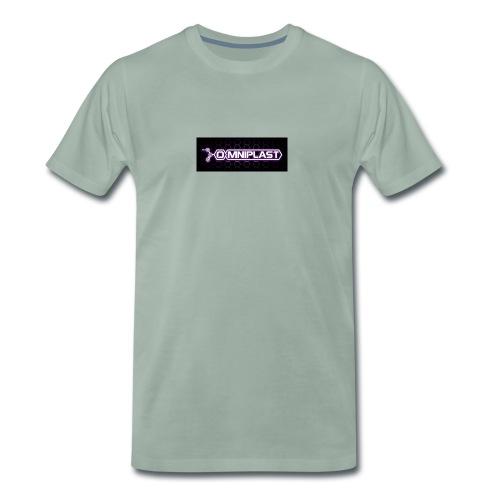 logo_OMNIPLAST_fullcolor_low - Maglietta Premium da uomo