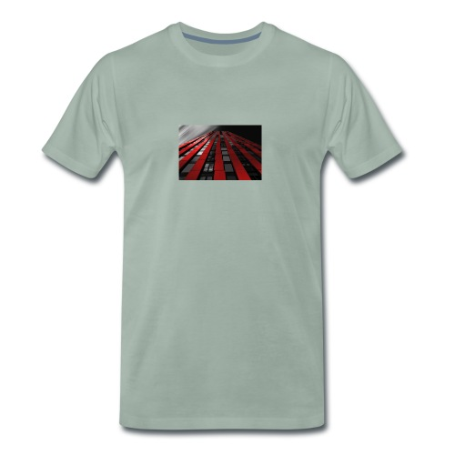 building-1590596_960_720 - Men's Premium T-Shirt