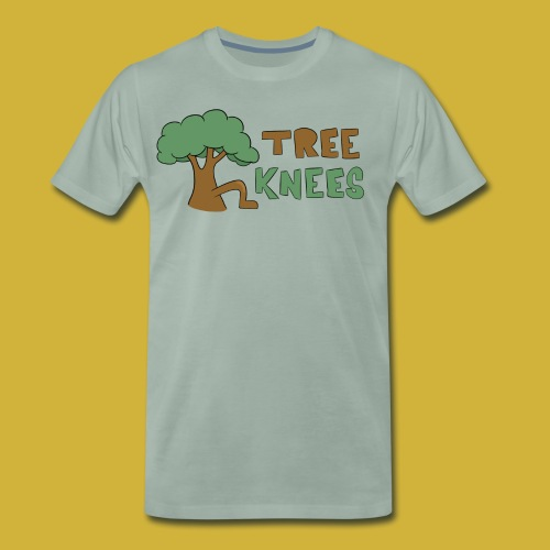 TreeKnees - Men's Premium T-Shirt
