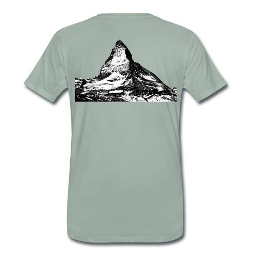 Swiss Alps - Männer Premium T-Shirt