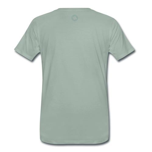 Logo Stamp - Men's Premium T-Shirt