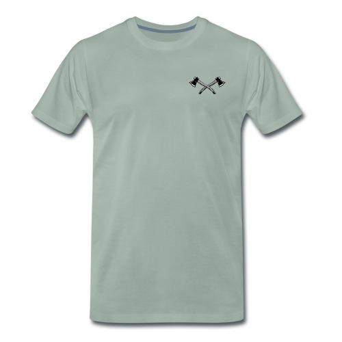 axe png - T-shirt Premium Homme