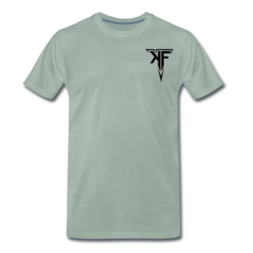 KraftFabrik Classic Design - Männer Premium T-Shirt