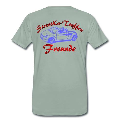 Logo color png - Männer Premium T-Shirt