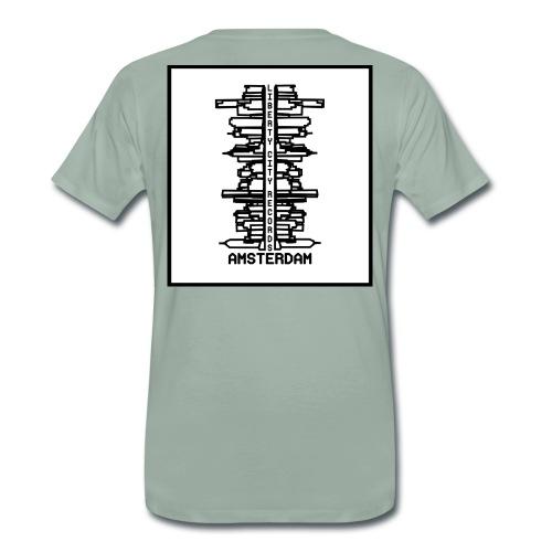liberty city records amsterdam 1 - Mannen Premium T-shirt