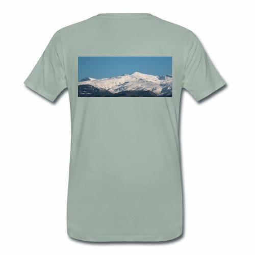 sierra nevada - Camiseta premium hombre