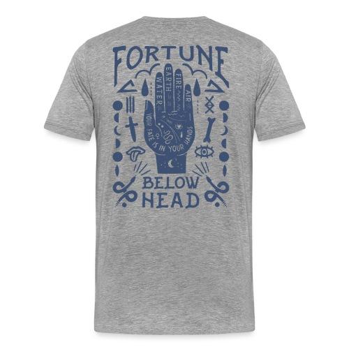 Voodoo blue - Männer Premium T-Shirt