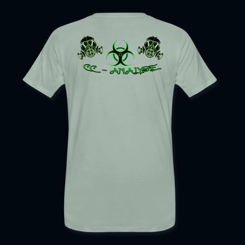 CC-Analyse - Männer Premium T-Shirt