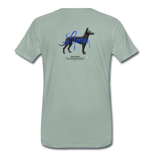 Peru Limadesign - Männer Premium T-Shirt