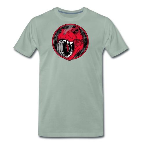 Rex Tyres Logo - Men's Premium T-Shirt