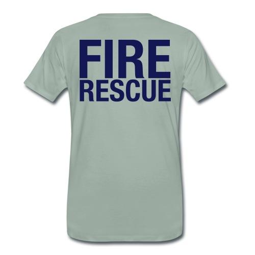 Fire and Rescue - Men's Premium T-Shirt
