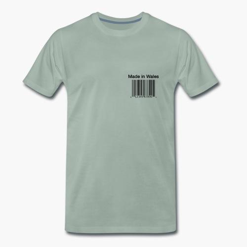Made in Wales - Men's Premium T-Shirt