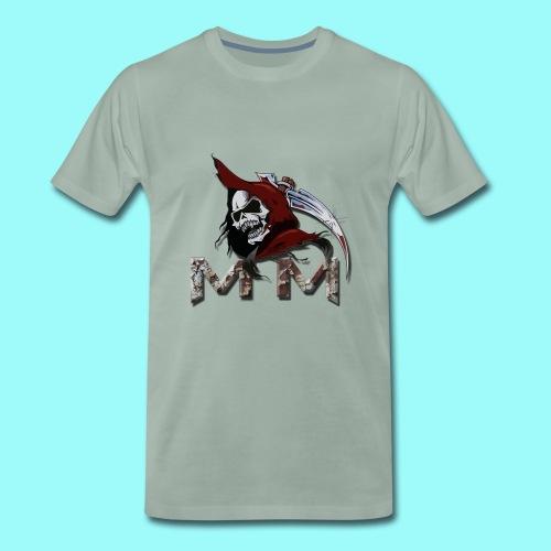 mm reaper 2048vector png - Men's Premium T-Shirt