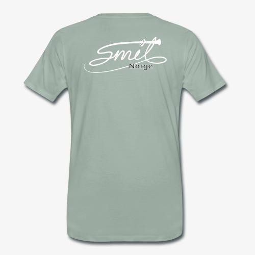 Smil Norge - Premium T-skjorte for menn