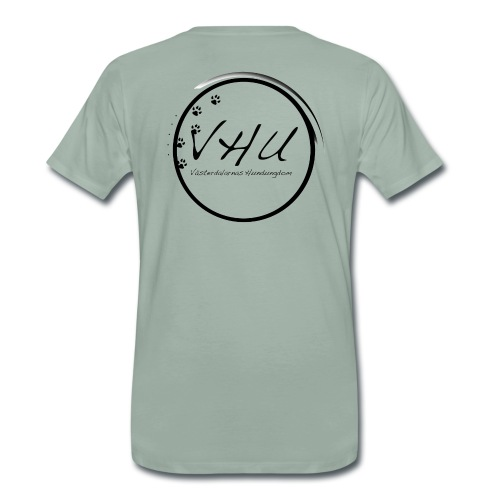 vhu2013 kopia gif - Premium-T-shirt herr