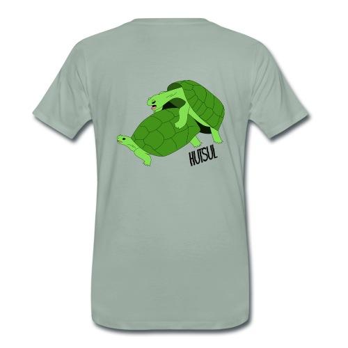 Turtle Hutsul - T-shirt Premium Homme