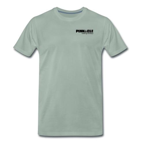 Pinnacle Logo - Men's Premium T-Shirt
