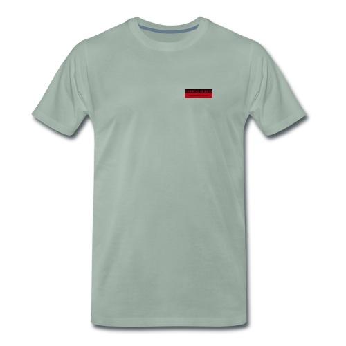 RR Aufkleber Classic jpg - Men's Premium T-Shirt