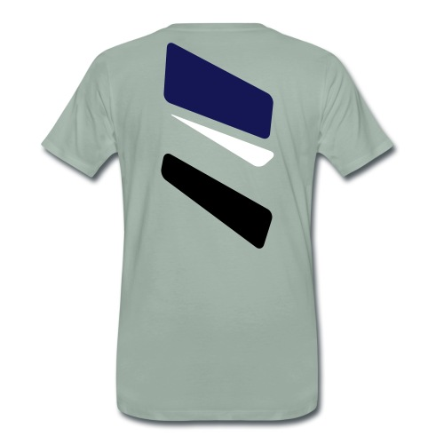 3 strikes triangle - Men's Premium T-Shirt