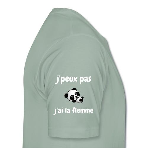 J'peux pas j'ai la flemme - T-shirt Premium Homme