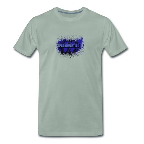 Pro Divertido logo mixto - Camiseta premium hombre