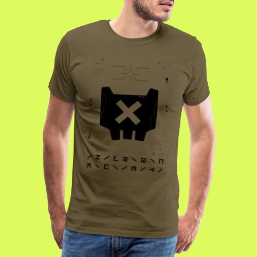 DVRKNTWRX - Men's Premium T-Shirt
